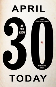 As We Know Cover